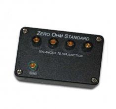 OhmLabs-100-0  Zero Ohm Standard