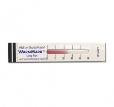 ShW-WM_31  ShockWatch WarmMark Long-Run 31°C Temperature/Time label